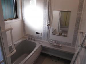 栃木県 那須塩原市 浴室リフォーム 君島様邸 施工後