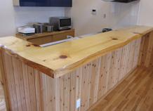 「無垢木材」健康と環境に優しい家造り