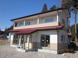 木造注文住宅 栃木県 矢板市 和気様邸