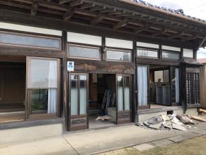 リフォーム 栃木県 那須塩原市 レストラン Aria様 施工前